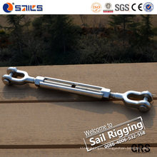Polished Stainless Steel 316 DIN1480 Turnbuckle