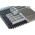 Custom Flat Galvanized Steel Grating Made in Hebei China