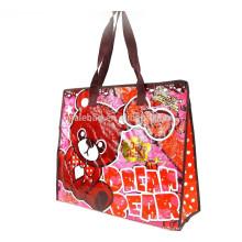 Sedex audit China Reusable Packaging PP Woven Bag,pp woven zipper bag