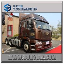 460HP Faw J6 6X4 Sattelzugmaschine