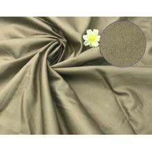 Tissu 100% satin de coton de haute qualité 80 × 80/216 × 195