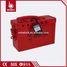 BD-X02 Safety Lockout Box mini portable lockout box