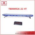 Aluminum Linear 88W LED Warning Lightbar for armored cars (TBD08926-22-4T)