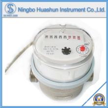 Medidor de água de tipo jato único com saída de pulso