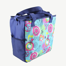 Large Capacity Travel Insulated Carry Cooler Bag
