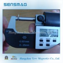 Постоянный магнит для датчиков, применение двигателя