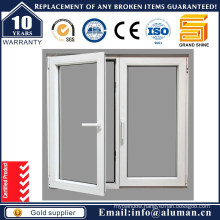 Double Glazed Aluminium Casement Window Swing Window Aluminium Window (50)