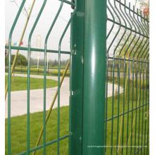 HDG Marlex, panel de soldadura, cerca de malla de alambre