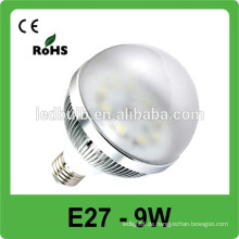 9w LED-Scheinwerfer mit verschiedenen Basen CE & Rohs