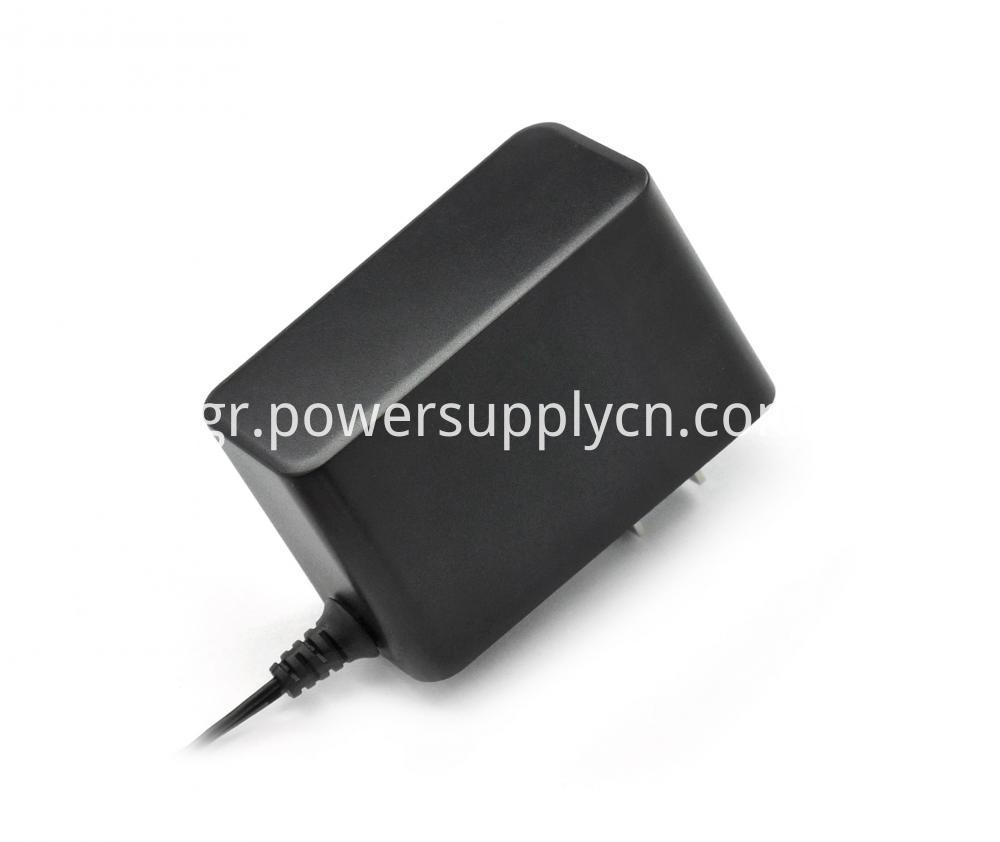 12v 2a Wall Mounted Power Adapter Certified By Ul Fcc Etl