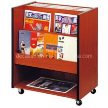 Soporte de libro de madera (DM24)