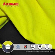 industry workwear inherent modacrylic frc fabric