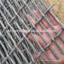 malla de suelo de alambre tejido Self Clean Alambre tejido Hog Flooring Wire Mesh