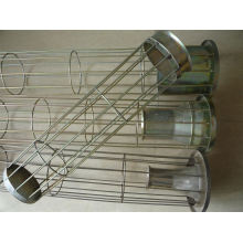 Organo Silicone Dust Bag Filter Cage with Carbon Steel Venturi