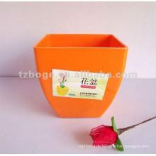 heißer Verkauf Plastik Blumentopfform