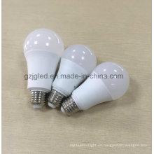 Precio al por mayor ligero del bulbo LED 7W de la fábrica al por mayor