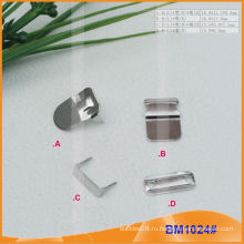 Латунный металлический крючок для брюк BM1024