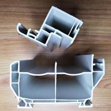 Profil en PVC américain pour fenêtre et porte en plastique