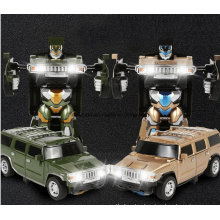 Christmas Gift Toys Car for Boys Air Gesture Transformer Robert RC Cars