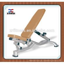 nomes de equipamentos de ginástica / máquina de musculação / Ginásio integrado trainer XR-9937 banco abdominal ajustável