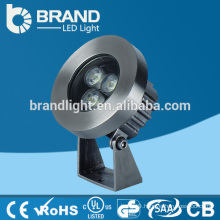IP68 High Quality 3*3W RGB 3 in 1 9W DMX512 LED Pool Light,CE RoHS
