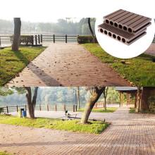 Shandong YUJIE eco decking wood composite decking