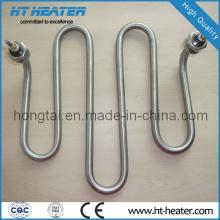 Aquecedores elétricos tubulares