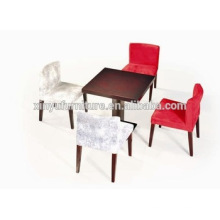 Coffee shop style restaurant table and chair set XYN1116