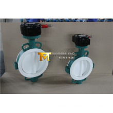PTFE Coated Complete Control Butterfly Valve (CBF02-TA04)