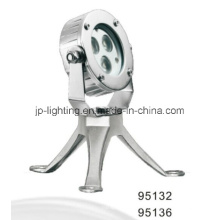 IP68 6W RGB LED Underwater Spot Light with CE (JP95136)