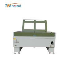 1410 Doppelkopf-CO2-Lasermaschine für Leder