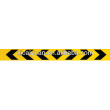 Yellow Reflective Sticker