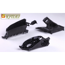 OEM Plastic Injection Moulding Machine Parts Plastic Injection Handle Part Custom Clear Plastic Injection Molding