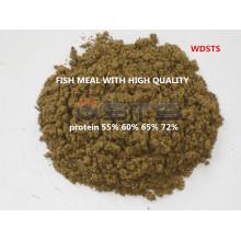 Peces comida de las aves de corral de alimentación para la Alimentación Animal