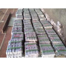 2016 Слиток свинца высокой чистоты, высококачественный свинцовый слиток 99,99%