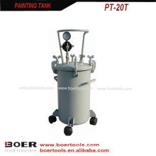 Tanque de presión del tanque de pintura 20L