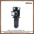Vertical oil suction water circulating pump