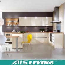 Meubles modulaires à haute brillance de meubles de cuisine (AIS-K441)