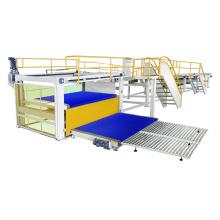 stacker machineCorrugated paperboard carton basket stacking machine