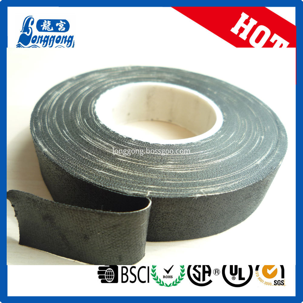 Cold Weather Appliance Black Cloth Fabric Tape