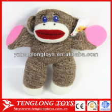 Best gifts for baby stuffed big mouth baby monkey plush toys