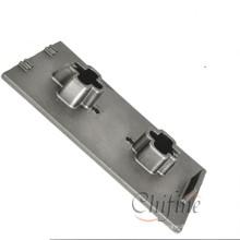 Componente de guindaste de fundição de cera perdida com aço inoxidável