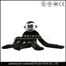 Nova chegada longa braços e pernas animais pelúcia macaco brinquedos