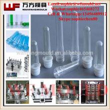 Suministro de productos de calidad de China Corredor caliente válvula válvula PCO28mm mástil de preforma de moldes / OEM Diseño personalizado PET preformas Molde con 48 cavidades