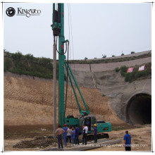 Conductor de pila de martillo hidráulico hecho en China
