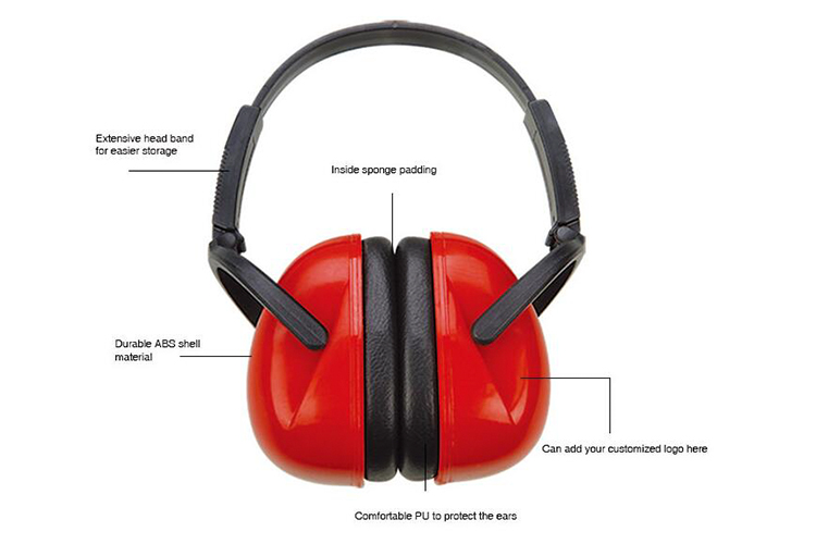 Ear Muff for Industrial