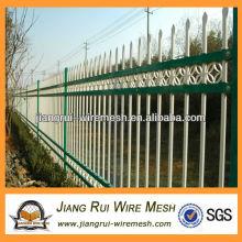 Hot-dipped Galvanized Zinc Steel Community guardrail (China manufacturer)
