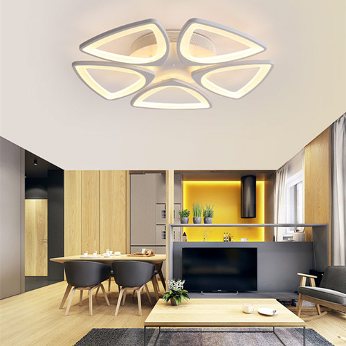 modern acrylic light