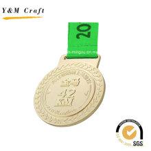 Kundenspezifische 3D geprägte Medaille für Honor Ym1168