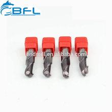 Карбидные фрезы BFL с цилиндрическим носиком, удлиненный хвостовик